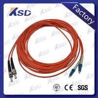 Factory Lc- St Fiber Optical sfp systimax Patch Cord Cable st fiber optical adapter