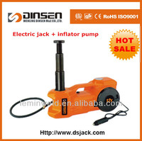 dc 12V ,electric hydraulic car jack,1.2T,dc jack