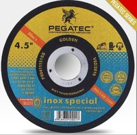 pegatec 115mm day cut angle grinder discs high performance abrasive discs