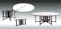 Hot Sale Used Round Banquet Tables For Sale