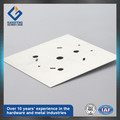 aluminum stamping backplate for telecom with anodizing