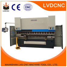 WC67Y manual 80T/4000 press brake machine for sale