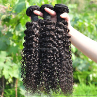 Alibaba Trade Assurance Unprocessed Natural Original Most Popular afro kinky human hair weave 24 inch