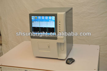 fully automatic sunbright hematology analyzer
