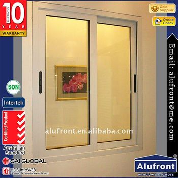 AS2047aluminium badroom external sliding window manufacturers in China