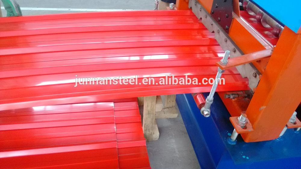pva fiber reinforced corrugated roofing sheet production line