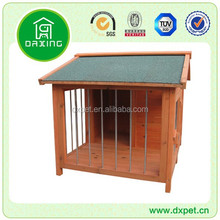 DXDH007 Cheap Wood Dog House for Pets and Dogs