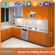 Ais-kc-001 U Shape Kitchen Cabinet Set,Mdf Kitchen Cabinet Doors,Modern Kitchen Furniture Design