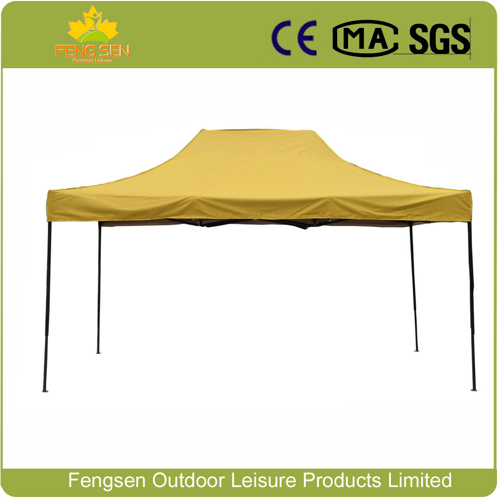 large exhibition Canopy folding display printed canopy