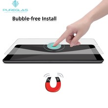 Pureglas and Nuglas Tempered Glass Screen Protector for ipad pro 10.5 Screen Protector Tempered Glass