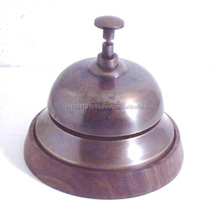 antique peon bell