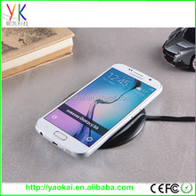 2016 new design!!!qi wireless charger receiver for galaxy s5 mini size