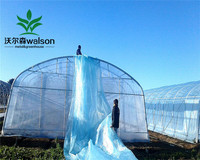 greenhouse covering material plastic transparent pe film