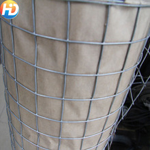 Galvanized welded wire mech / PVC coated welded wire netting