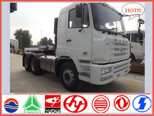 China truck tractor manufacture direct sale for new camc tractor truck 6*4 380hp sale in tata