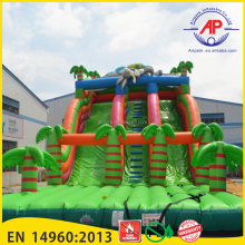 Airpark Giant Cheap Inflatable Children Summer Water Slide