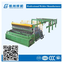 GWC-B 2400 material prefeeding steel bar wire mesh welding machine