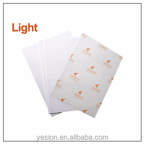 light/dark inkjet/laser A4/A3 T-shirt heat transfer paper printing paper