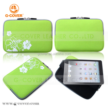 "7-8"" inch neoprene Tablet Sleeve bag For Apple iPad Mini"