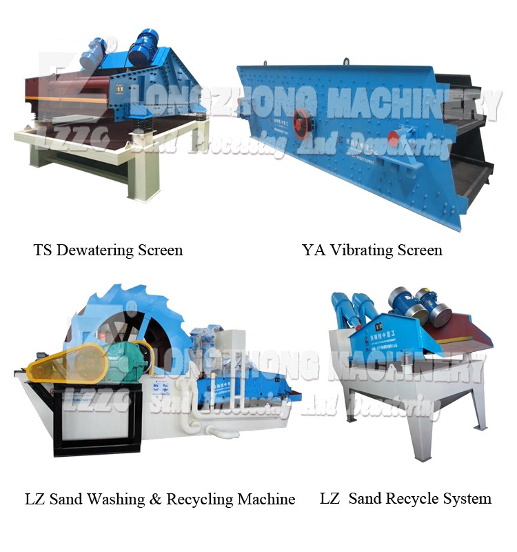 mining equipment and industrial washing machine which suitable for gold sand separator