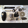 Moped Bicycle Engine Kit/ 70cc Bicycle engine kit/ Bike gas engine kit
