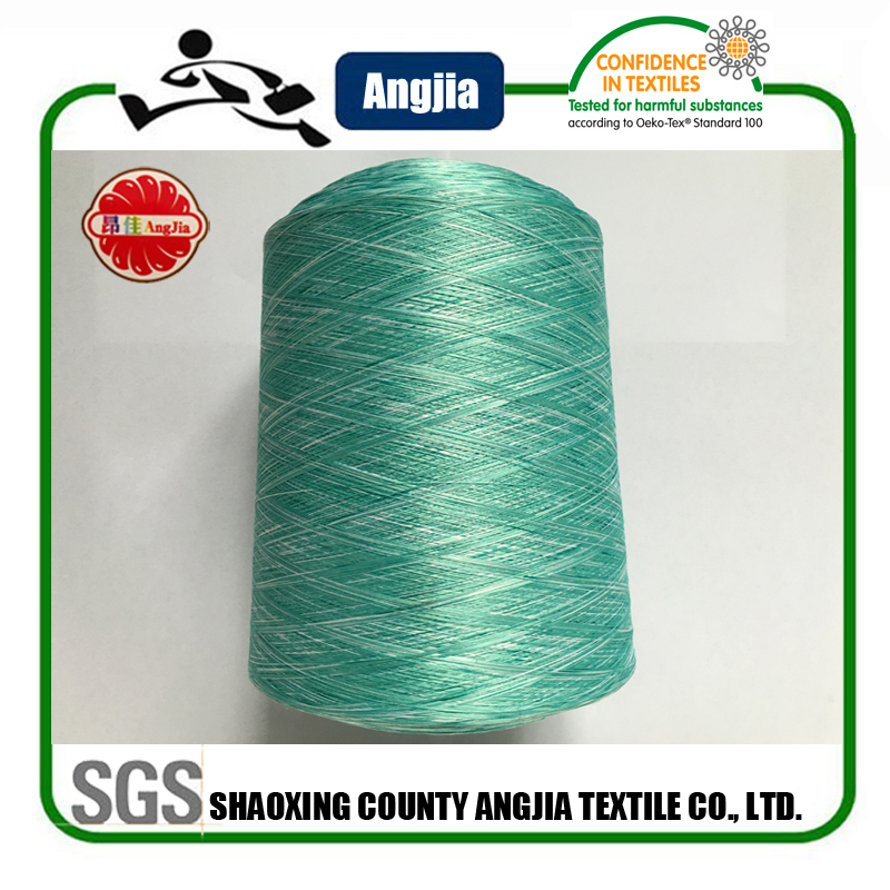 Polyester Space Dyeing Yarn For Athleta Space Dye Kata One Piece