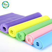 5 levels rubber Yoga Elastic Exercise Loop Stretch Resistance Band