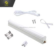 LED T5 4FT Super Bright White 18W led tube light for Utility Shop Ceiling and Under Cabinet Light