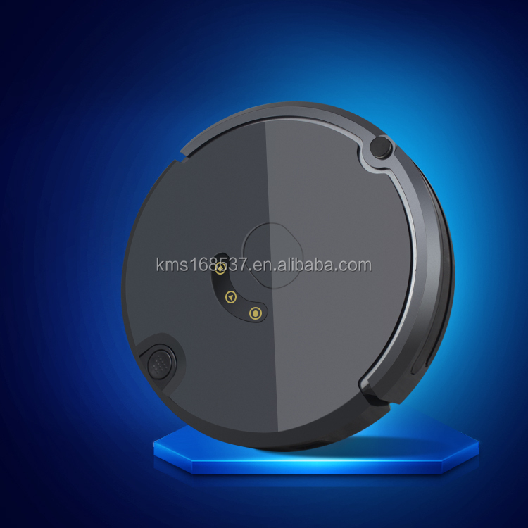 2017 CES hot selling the vacuum cleaner robot with water mopping