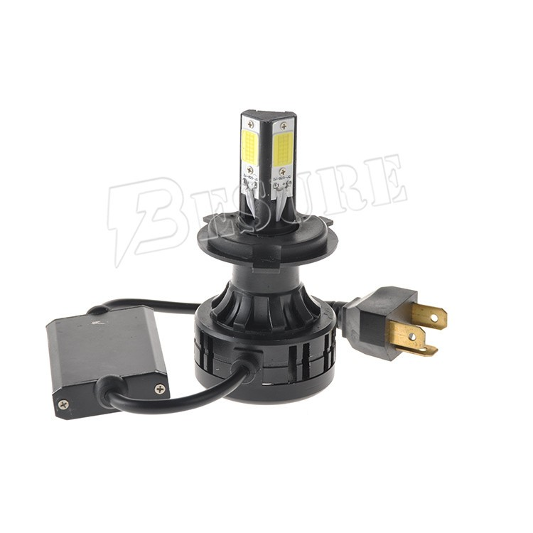 36W 3300LM Per Bulb Car Part Accessories With Perfect Light Beam Pattern LED Auto Headlight For Ford