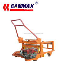 QMY4-45 manual hollow block making machine/split face block machine/egg laying concrete block machine