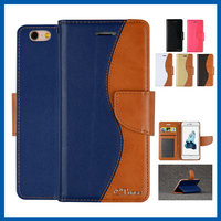 C&T C.Tunes design magnetic slim leather smart cover stand for iphone 6 hot selling wallet case