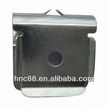 Precision Metal Punching Hinge Part, OEM Orders and Customized Designs are Welcome