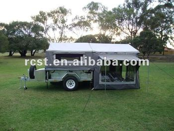 hot dipped galvanized camper trailer RC-CPT-07