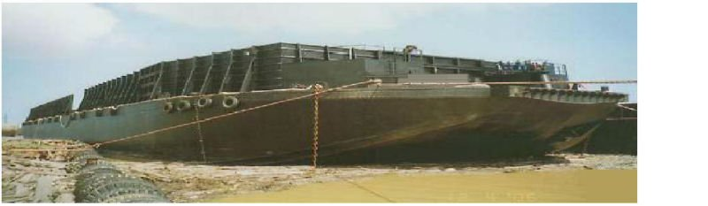 3000 MT General Cargo Barge for Sale/Rent