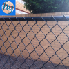 Steel Metal Type and Chemical Pressure Treated Steel Type 8 foot chain link fence