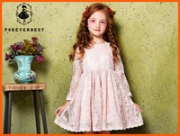 children frocks designs Child Formal Dress Design Girls Pink Party Wear Long Dresses For 3 Years Old Girls