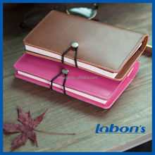 Leather Cheap PU Organizer A5 Portfolio