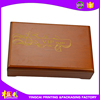 2015 new stylish usb wooden box for trade show