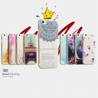 Cheap price PU leather cover for iphone6 case