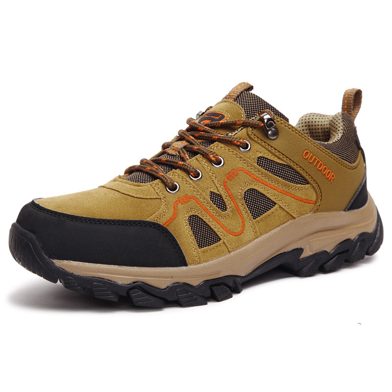 Newest Design Outdoor Shoes High Quality Hiking Shoes For Men