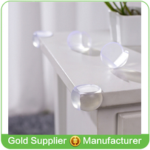 clear plastic baby Corner guard furniture edge protectors