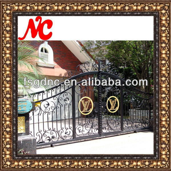 House Main Gate Grill Design