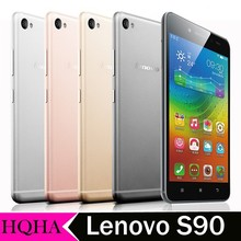 Lenovo S90 Quad Core mobile phone Snapdragon 410 Cell Phone 5 inch screen Android 4.4 Dual SIM 13MP Camera LTE WCDMA GPS