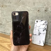 for iphone 6 tpu marble phone case