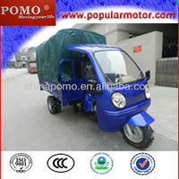 Popular Gasoline 2013 Hot Chinese New Cheap 250CC Cargo Scooters Reverse Trike
