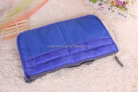 Contemporary promotional Eco-Friendly Nylon cosmetic cases luggage bags