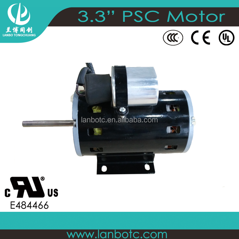 New product 2016 high velocity fan motor with ISO&CE