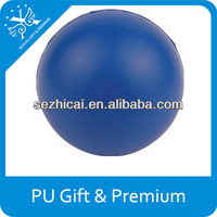 Free sample of custom logo PU stress ball