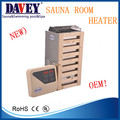 2017 new factory sell electric mini 3kw sauna heater